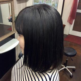 アッシュグレー アッシュグレージュ グレーアッシュ ストレート ヘアスタイルや髪型の写真・画像