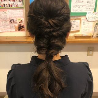 manami iwamoto \こあふーるののさんのヘアスナップ