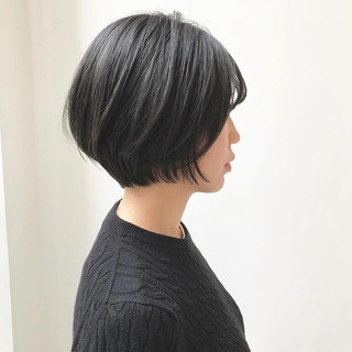 マッシュショート ショート ハンサムショート ショートボブ ヘアスタイルや髪型の写真・画像 ヘアスタイルや髪型の写真・画像