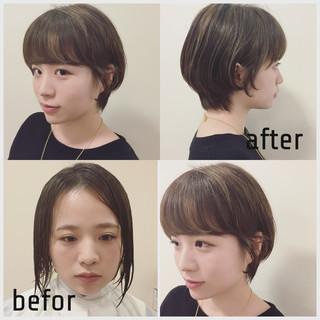 ハイライト ピュア ガーリー 外国人風 ヘアスタイルや髪型の写真・画像