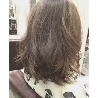 外国人風 ハイライト ヘアアレンジ グラデーションカラー ヘアスタイルや髪型の写真・画像
