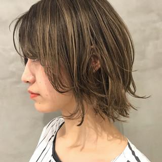 色気 外ハネ ショート 女子力 ヘアスタイルや髪型の写真・画像