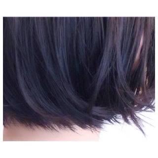 ウェットヘア 春 ボブ パンク ヘアスタイルや髪型の写真・画像