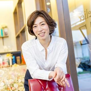 西村 恵美さんのヘアスナップ