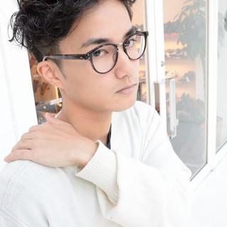 ボーイッシュ 黒髪 ショート メンズ ヘアスタイルや髪型の写真・画像 ヘアスタイルや髪型の写真・画像