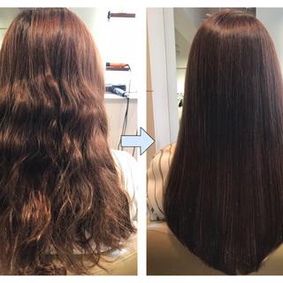 ナチュラル ロング ストレート 透明感 ヘアスタイルや髪型の写真・画像 ヘアスタイルや髪型の写真・画像