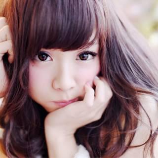 かわいい モテ髪 コンサバ ロング ヘアスタイルや髪型の写真・画像 ヘアスタイルや髪型の写真・画像