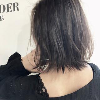 酒井 彰さんのヘアスナップ