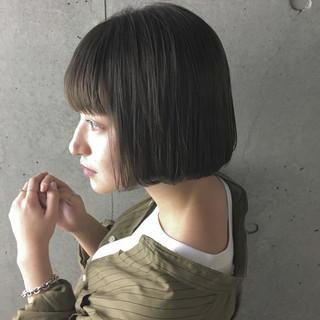 色気 デート 透明感 グレージュ ヘアスタイルや髪型の写真・画像 ヘアスタイルや髪型の写真・画像