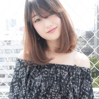 大人かわいい ボブ 秋 女子会 ヘアスタイルや髪型の写真・画像