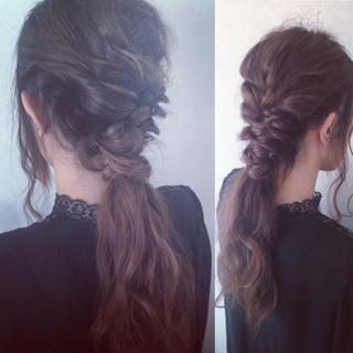 ロング 大人かわいい フェミニン ゆるふわ ヘアスタイルや髪型の写真・画像 ヘアスタイルや髪型の写真・画像
