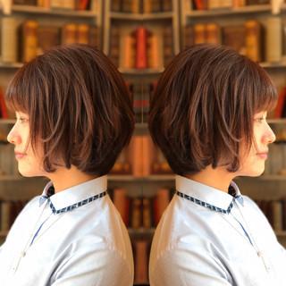 ヘアアレンジ 外国人風カラー イルミナカラー ワンカール ヘアスタイルや髪型の写真・画像