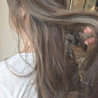 こなれ感 セミロング 上品 色気 ヘアスタイルや髪型の写真・画像