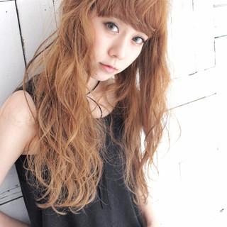 アッシュ 外国人風カラー ロング 外国人風 ヘアスタイルや髪型の写真・画像 ヘアスタイルや髪型の写真・画像