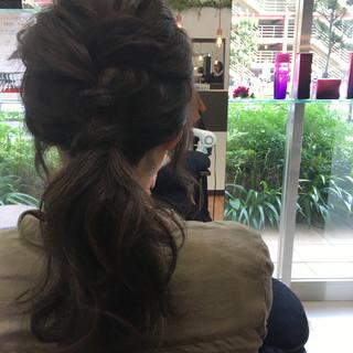 ショート ポニーテール ヘアアレンジ 簡単 ヘアスタイルや髪型の写真・画像 ヘアスタイルや髪型の写真・画像