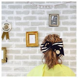 ミディアム ヘアアレンジ ショート ナチュラル ヘアスタイルや髪型の写真・画像 ヘアスタイルや髪型の写真・画像