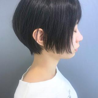 大人かわいい 簡単スタイリング 黒髪 ナチュラル ヘアスタイルや髪型の写真・画像