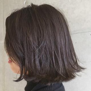 アッシュ 黒髪 暗髪 ナチュラル ヘアスタイルや髪型の写真・画像 ヘアスタイルや髪型の写真・画像