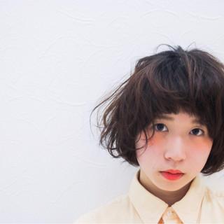中林 香奈さんのヘアスナップ