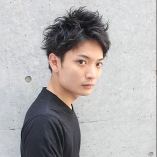 mazele/須原和也さんのヘアスナップ