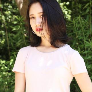 涼しげ 女子会 夏 ヘアアレンジ ヘアスタイルや髪型の写真・画像