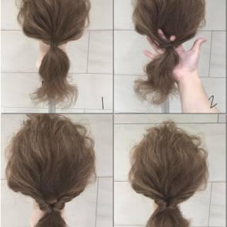 大人かわいい ロング フェミニン パーティ ヘアスタイルや髪型の写真・画像