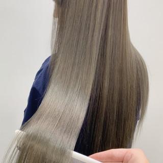 マットグレージュ オフィス ヘアアレンジ 成人式 ヘアスタイルや髪型の写真・画像