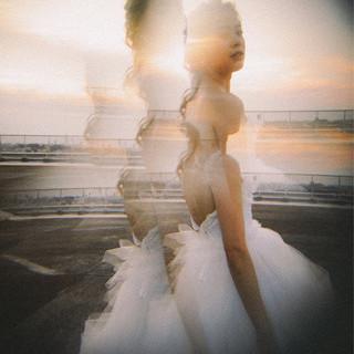 結婚式 ヘアアレンジ 大人女子 モード ヘアスタイルや髪型の写真・画像