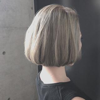かっこいい 外国人風カラー ハイライト ローライト ヘアスタイルや髪型の写真・画像