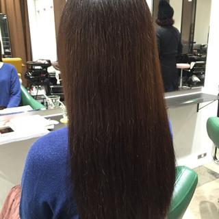 抜け感 ロング ナチュラル 秋 ヘアスタイルや髪型の写真・画像 ヘアスタイルや髪型の写真・画像
