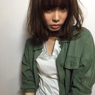 外国人風 大人かわいい くせ毛風 ストリート ヘアスタイルや髪型の写真・画像