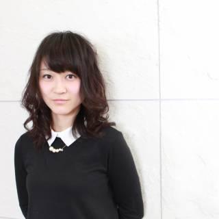 ガーリー フェミニン 春 モテ髪 ヘアスタイルや髪型の写真・画像