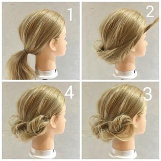 ショート 成人式 ロング ヘアアレンジ ヘアスタイルや髪型の写真・画像