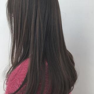 ガーリー フェミニン 外国人風 ハイライト ヘアスタイルや髪型の写真・画像 ヘアスタイルや髪型の写真・画像
