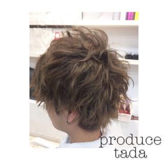多田 千裕さんのヘアスナップ