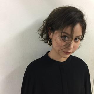 遠藤和磨さんのヘアスナップ