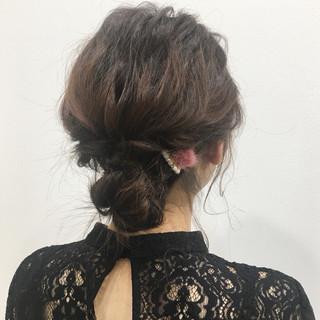 中村香菜子さんのヘアスナップ