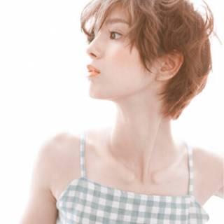 愛され ガーリー ナチュラル 秋 ヘアスタイルや髪型の写真・画像