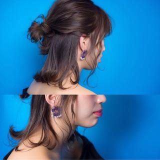 宮本英里香さんのヘアスナップ