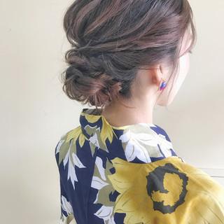 涼しげ 色気 セミロング 夏 ヘアスタイルや髪型の写真・画像 ヘアスタイルや髪型の写真・画像
