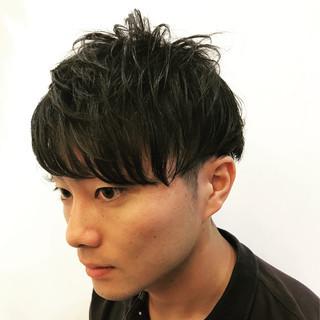 ボーイッシュ モテ髪 メンズ 刈り上げ ヘアスタイルや髪型の写真・画像