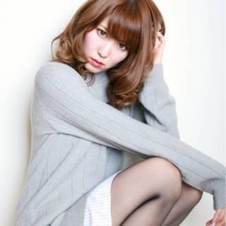 フェミニン コンサバ 大人かわいい かっこいい ヘアスタイルや髪型の写真・画像