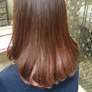 外国人風 大人かわいい ガーリー フェミニン ヘアスタイルや髪型の写真・画像