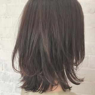 抜け感 アンニュイ アッシュグレージュ ゆるふわ ヘアスタイルや髪型の写真・画像
