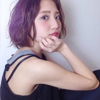 ストリート ボブ パンク 春 ヘアスタイルや髪型の写真・画像