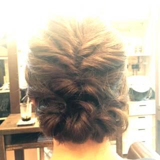 フェミニン ナチュラル モテ髪 ヘアアレンジ ヘアスタイルや髪型の写真・画像