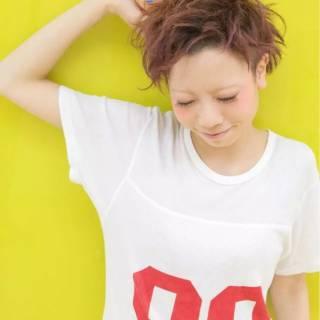 アッシュ 黒髪 ストリート 大人かわいい ヘアスタイルや髪型の写真・画像 ヘアスタイルや髪型の写真・画像