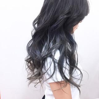 透明感 ラベンダーアッシュ フェミニン 秋 ヘアスタイルや髪型の写真・画像