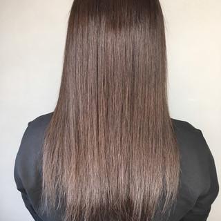 岩原久美さんのヘアスナップ