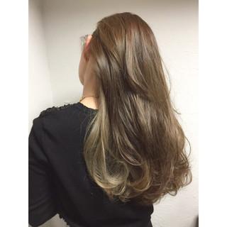 黒髪 暗髪 外国人風 ロング ヘアスタイルや髪型の写真・画像